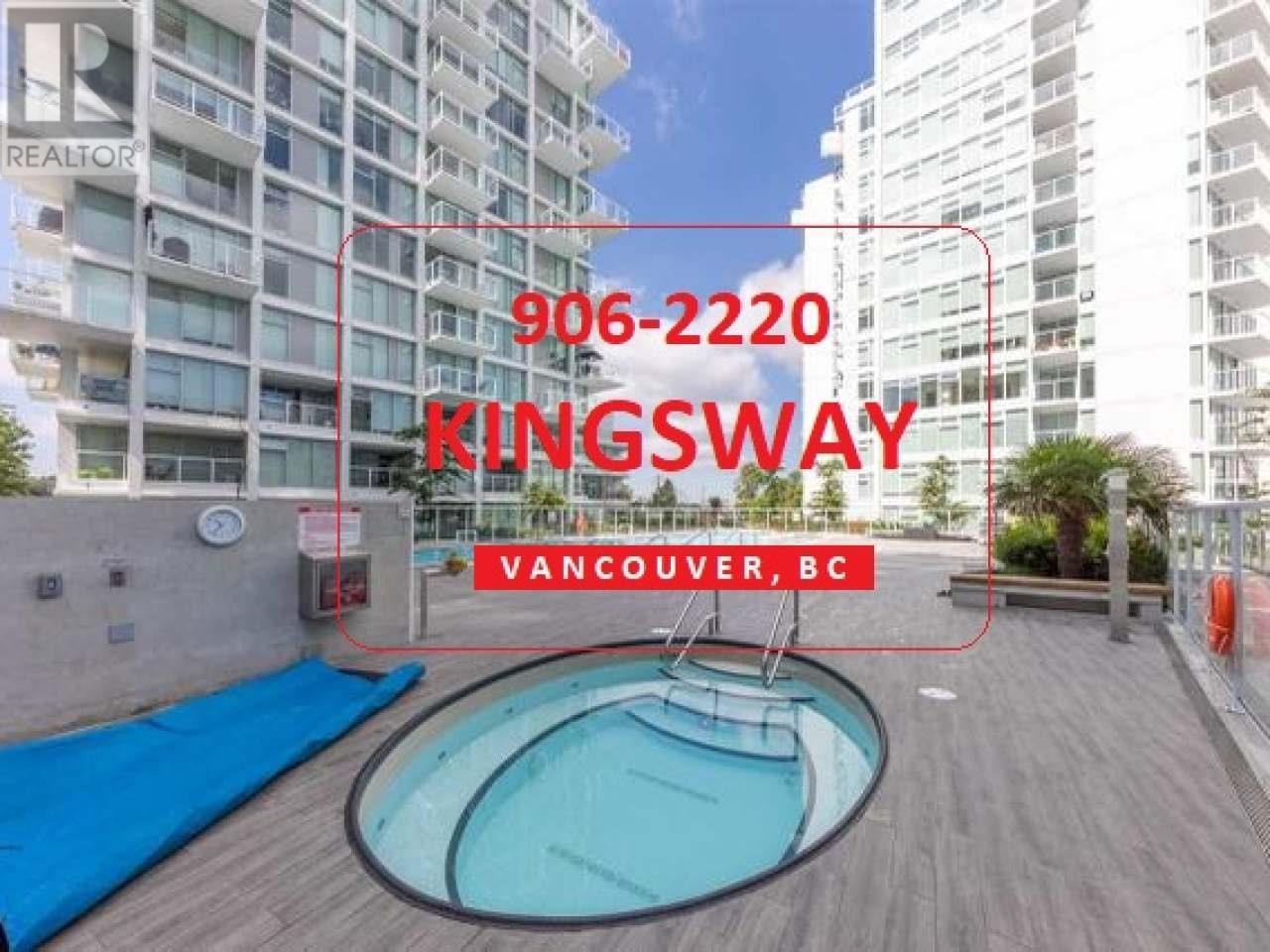 906-2220 Kingsway, Out Of Board Area