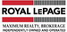 ROYAL LEPAGE MAXIMUM REALTY