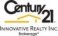 CENTURY 21 INNOVATIVE REALTY INC.