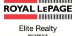 ROYAL LEPAGE ELITE REALTY