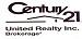 Century 21 United Realty Inc. Brokerage 040