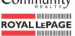 ROYAL LEPAGE YOUR COMMUNITY REALTY logo
