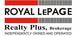 ROYAL LEPAGE REALTY PLUS logo